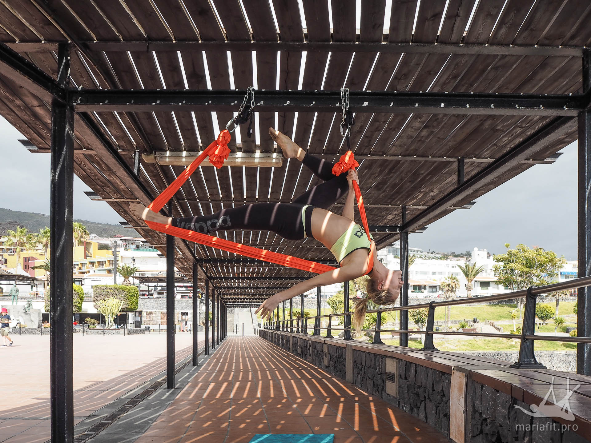 Фитнес тур на Тенерифе